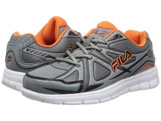 Fila Kids Blastrunner Boys Shoes (Gray)