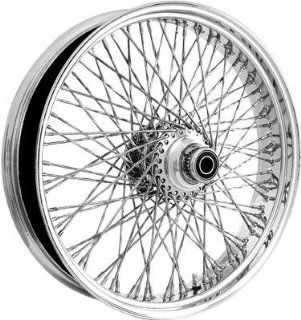 DNA 80 Spoke   16in. x 3.5in.   Dual Disc   Front Wheel , Position Front, Rim Size 16, Color Chrome M16320950A Automotive