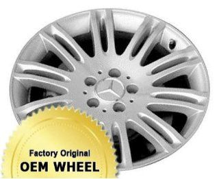 MERCEDES E350,E550,E CLASS 18x9 20 SPOKE Factory Oem Wheel Rim  SILVER   Remanufactured Automotive