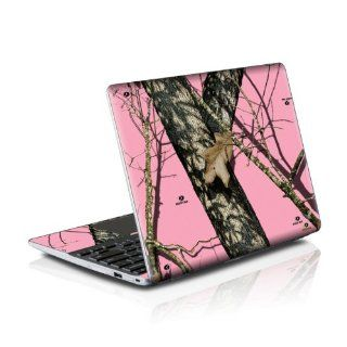 Break Up Pink Design Protective Decal Skin Sticker (High Gloss Coating) for Samsung Series 5 550 Chromebook 12.1 inch XE550C22 H01US (released May 2012) Computers & Accessories
