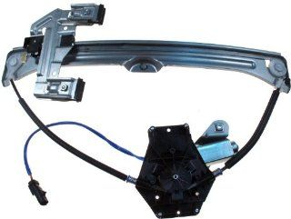 Dorman 748 565 Chrysler PT Cruiser Front Passenger Side Window Regulator with Motor Automotive
