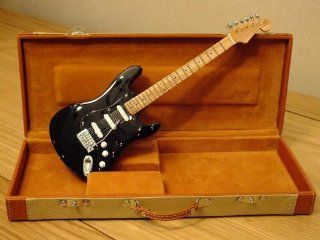 RGM723 Dave Gilmour Miniature Guitar in Leather Case Musical Instruments