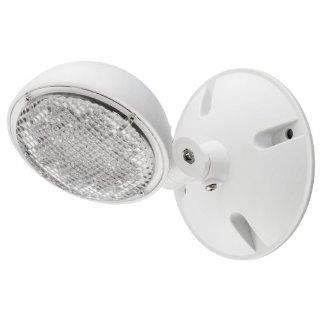 Compass CORS Hubbell Lighting LED Single Head Emergency Light   Commercial Emergency Light Fixtures
