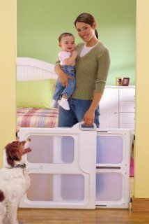 NEW Safety 1st Perfect Fit Security Gate Stairway & Hallway Baby Dog Pet Gates  Indoor Safety Gates  Baby