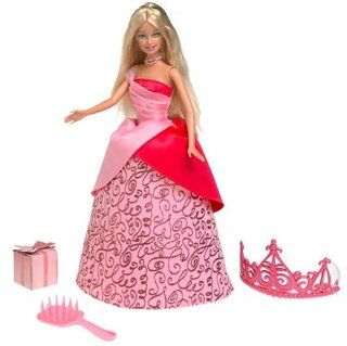 Happy Birthday Barbie Doll Released Year 2004 Toys & Games