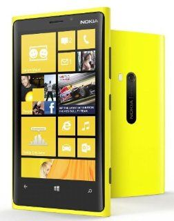 Nokia Lumia 920 Yellow (Factory Unlocked) Pureview 8.7mp Camera,windows Phone 8 Ship Worldwide Cell Phones & Accessories