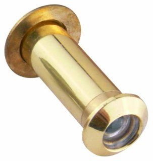 Design House 204800 Door Viewer Small, Satin Brass Finish