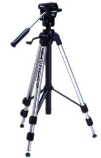 Velbon VideoMate 607/F Heavy Duty Tripod with Case  Camera Cases  Camera & Photo