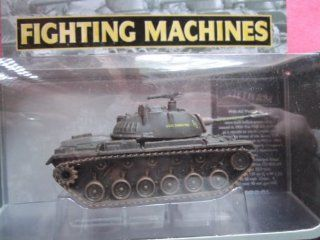 Corgi Vietnam M48 A3 Patton Tank Fighting Machines Series with Display Stand