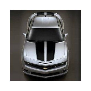 Chevrolet Camaro Rally Stripes Decal Kit   Gray Automotive