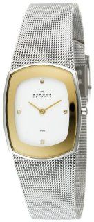 Skagen Women's 649SGSC Stainless Steel Mesh Watch Skagen Watches