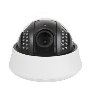 ZMODO ZMD CDH DIM29NA CCTV Sony CCD High Resolution 650TVL Vari focal Indoor Audio Camera with Audio  Camera And Photography Products  Camera & Photo