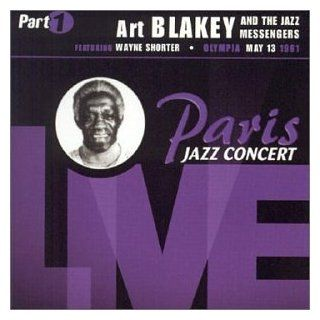 Paris Jazz concert (live) 1961 [IMPORT] Music