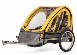 Schwinn Express Bike Trailer  Child Carrier Bike Trailers  Sports & Outdoors