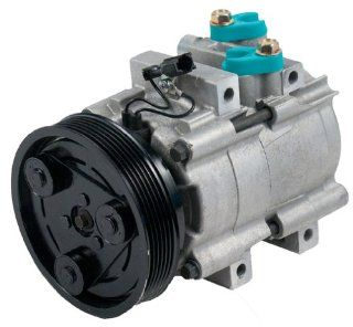Auto 7 701 0139R Remanufactured Air Conditioning (A/C) Compressor For Select Hyundai and KIA Vehicles Automotive