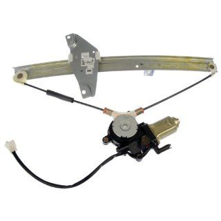 Dorman 741 708 Toyota Camry Front Driver Side Window Regulator with Motor Automotive