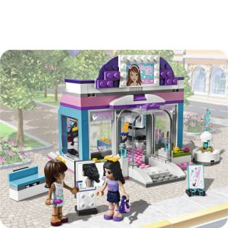 LEGO Friends Butterfly Beauty Shop (3187)      Toys