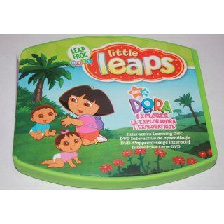 Little Leaps SW Dora Toddler Talk Toys & Games