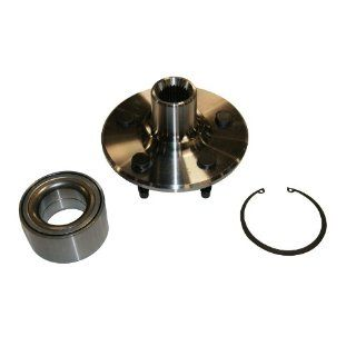 GMB 725 0177 Wheel Bearing Hub Assembly Automotive