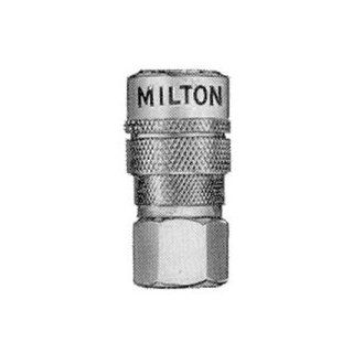 "Milton Industries Inc. Air Quick Coupler 3/8"" FNPT #718   Air Tool Accessories"