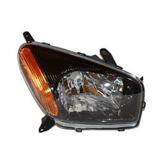 TYC 20 6175 90 Toyota Rav4 Passenger Side Headlight Assembly Automotive