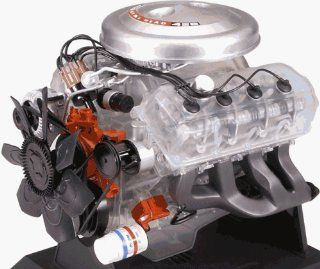 Big Hemi V-8 Engine Model Kit Toys & Games