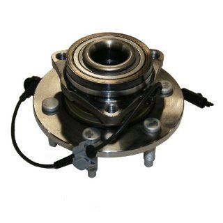 GMB 720 0024 Wheel Bearing Hub Assembly Automotive