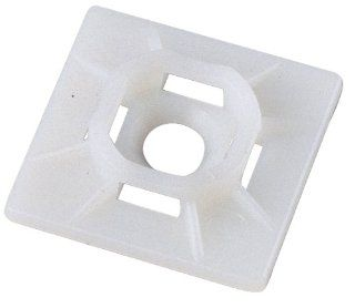Gardner Bender 45 MB Natural Mounting Base For Cable Ties