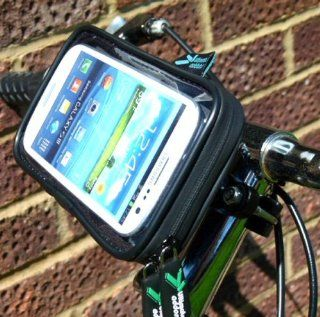 IPX4 Waterproof Cycle Bike Metal U Bolt Handlebar Mount for Samsung Galaxy S3 SGH i747 AT&T Cell Phones & Accessories