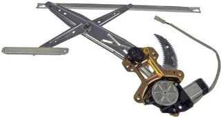 Dorman 741 490 Honda Accord Front Driver Side Power Window Regulator with Motor Automotive