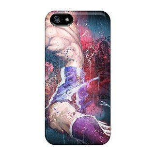 Top Quality Tpu Steve Fox In Tekken Protective Rjpprw 759 JqY Case For Iphone(5/5s) Case Cell Phones & Accessories