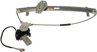 Dorman 751 025 Acura MDX Front Passenger Side Window Regulator with Motor Automotive