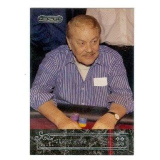 Jerry Buss trading card (Los Angeles Lakers owner Poker Player) 2006 Razor Poker #25 Entertainment Collectibles