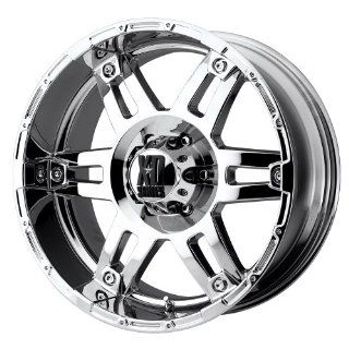 "KMC Wheels XD Series Spy XD797 Chrome Wheel (17x8""/5x5.5"") Automotive"