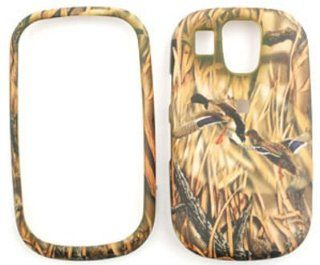 Samsung Flight A797 Camo / Camouflage Hunter Series, w/ Ducks Hard Case/Cover/Faceplate/Snap On/Housing/Protector Cell Phones & Accessories