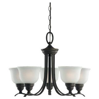 Sea Gull Lighting 31626 782 5 Light Wheaton Chandelier Light Fixture   Sea Gull Lighting Chandelier Bronze