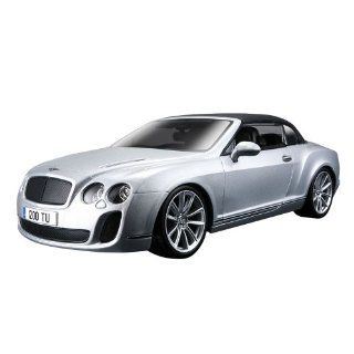 Bburago Bentley Continental Supersports Convertible Diecast Vehicle, 118 Scale Toys & Games