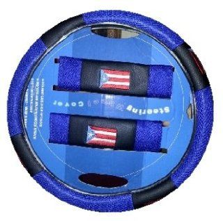 Puerto Rican Steering Wheel Cover   Ropes