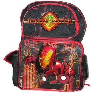 Marvel Iron Man Toddler Backpack With Water Bottle Toys & Games