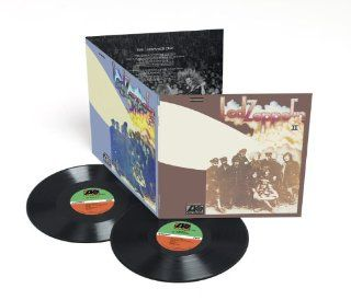 Led Zeppelin II (Deluxe Edition Remastered Vinyl) Music