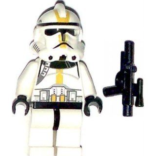 LEGO Star Wars Minifig Clone Trooper Episode III Star Corps Trooper Toys & Games
