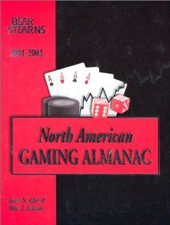 Bear Sterns North American Gaming Almanac   9780929712499 Books