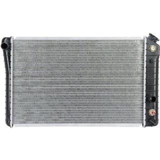 Spectra Premium CU829 Complete Radiator for Chevrolet Corvette Automotive