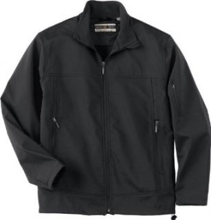 North End Mens Performance Brushed Back Lightweight Soft Shell Jacket at  Men�s Clothing store