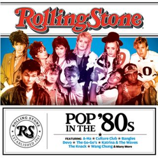 Rolling Stone Presents Pop in the 80s