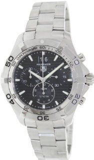 Tag Heuer Aquaracer Grande Date Black Dial Men's Watch CAF101E.BA0821 Tag Heuer Watches