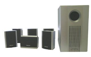 Pioneer S FCRW861 S Home Theater 7 Piece Speaker System Electronics