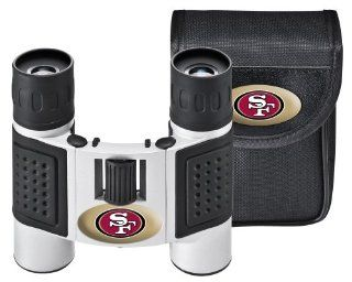 NFL San Francisco 49ers High Powered Compact Binoculars  Sports Fan Binoculars  Sports & Outdoors