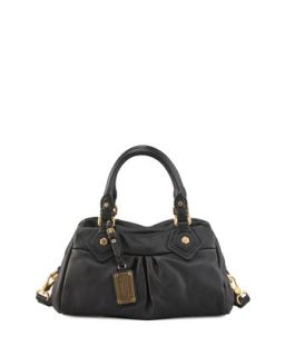 Classic Q Baby Groovee Satchel, Black   MARC by Marc Jacobs