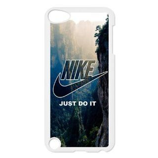 Custom Just Do It Case For Ipod Touch 5 5th Generation PIP5 911 Cell Phones & Accessories